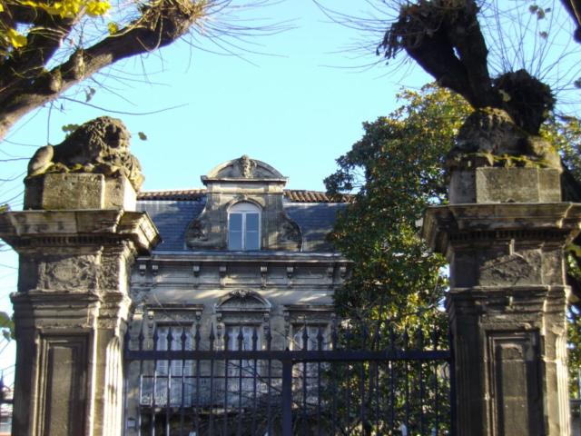 facade quartier saint-genes