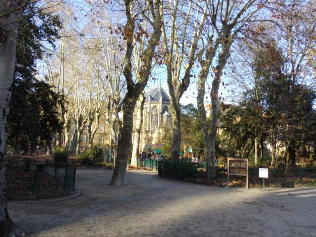 parc des dames de la foi saint genes